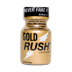 Gold Rush Poppers 10 ml