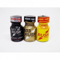 Special Pack Rush Poppers...